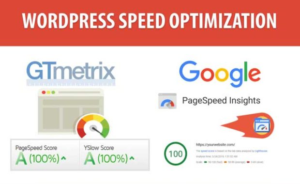 site wordpress rapid prin optimizare